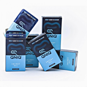 QNIQ® Energy Gel | Vorratspackung